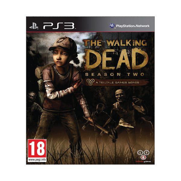 The Walking Dead Season Two: A Telltale Games Series PS3
