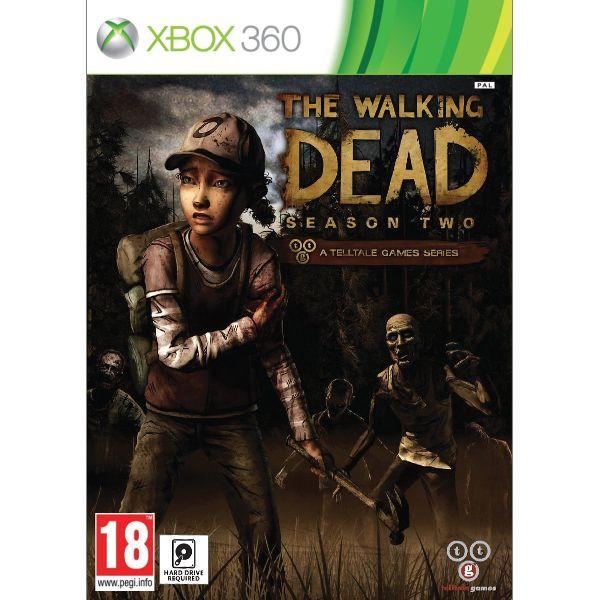 The Walking Dead Season Two: A Telltale Games Series XBOX 360