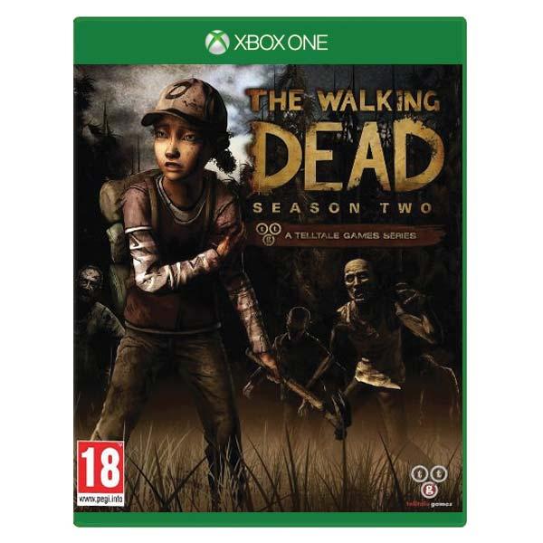 The Walking Dead Season Two: A Telltale Games Series XBOX ONE
