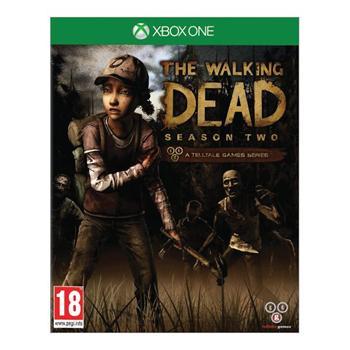 The Walking Dead Season Two: A Telltale Games Series [XBOX ONE] - BAZÁR (použitý tovar)