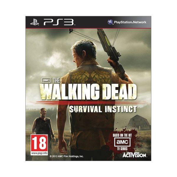 The Walking Dead: Survival Instinct [PS3] - BAZÁR (použitý tovar)