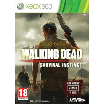 The Walking Dead: Survival Instinct [XBOX 360] - BAZ�R (pou�it� tovar)