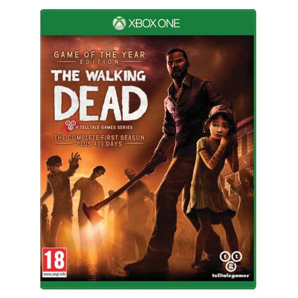 The Walking Dead: The Complete First Season (Game of the Year Edition) XBOX ONE