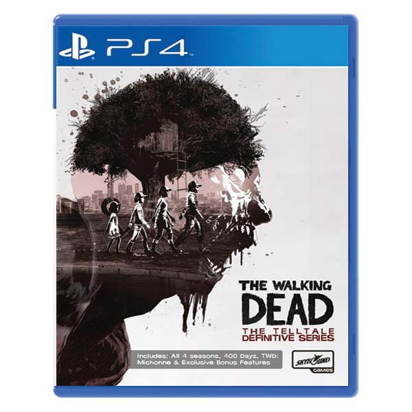 The Walking Dead (The Telltale Definitive Series) PS4