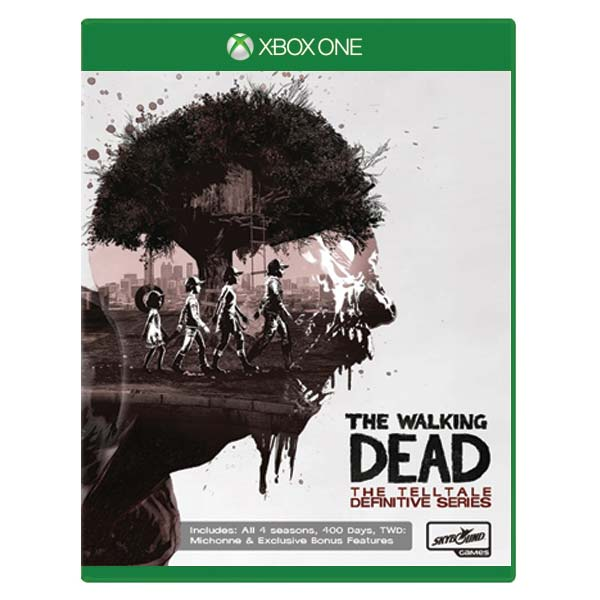 The Walking Dead (The Telltale Definitive Series) XBOX ONE
