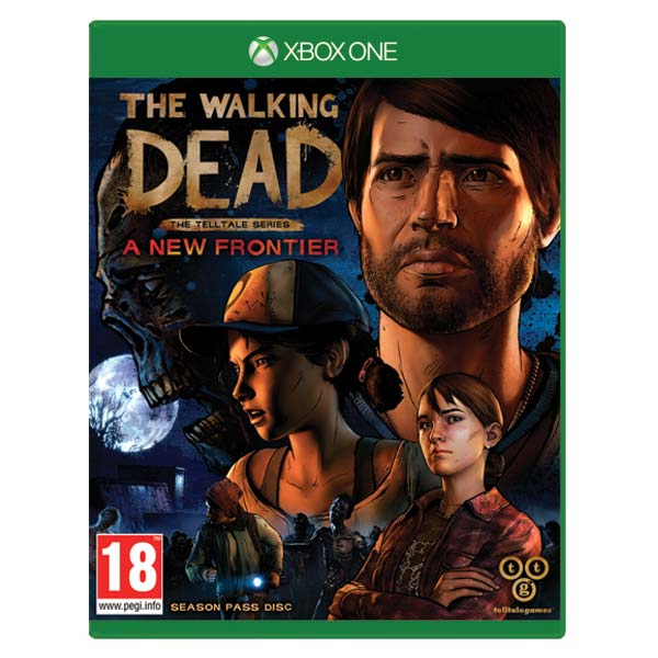 The Walking Dead The Telltale Series: A New Frontier XBOX ONE