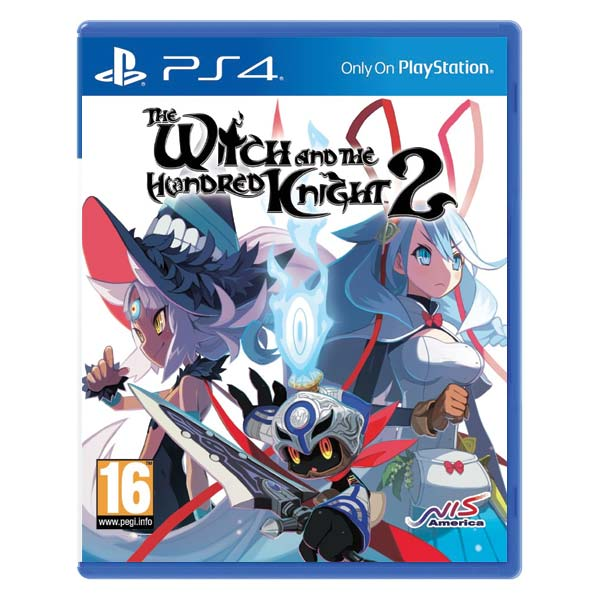 The Witch and the Hundred Knight 2 PS4