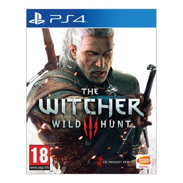 The Witcher 3: Wild Hunt [PS4] - BAZÁR (použitý tovar)