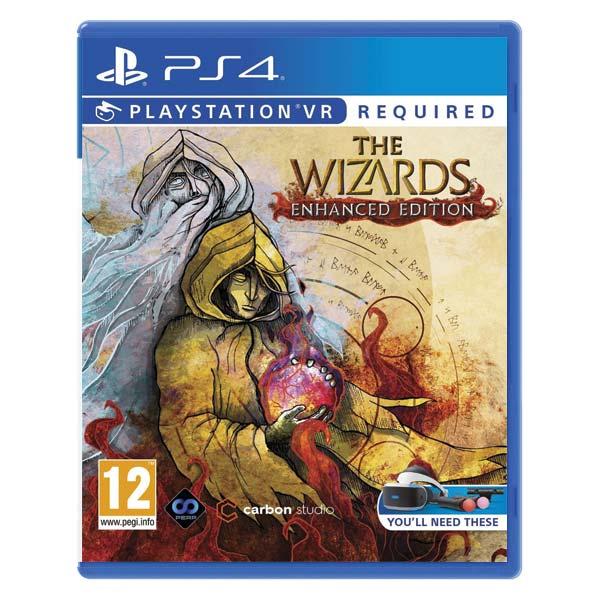 The Wizards (Enhanced Edition) [PS4] - BAZÁR (použitý tovar)