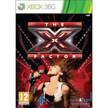 The X Factor [XBOX 360] - BAZÁR (použitý tovar)