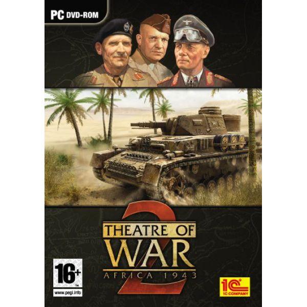 Theatre of War 2: Africa 1943 PC