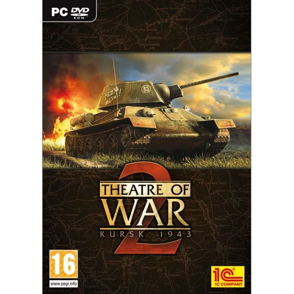 Theatre of War 2: Kursk 1943 PC