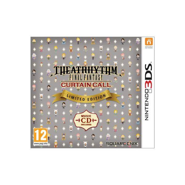 Theatrhythm Final Fantasy: Curtain Call (Limited Edition)