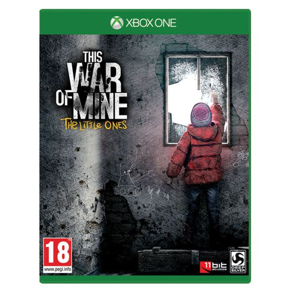 This War of Mine: The Little Ones [XBOX ONE] - BAZ�R (pou�it� tovar)