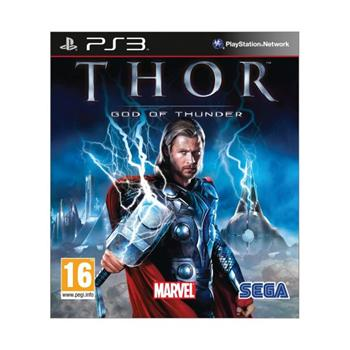 Thor: God of Thunder [PS3] - BAZ�R (pou�it� tovar)