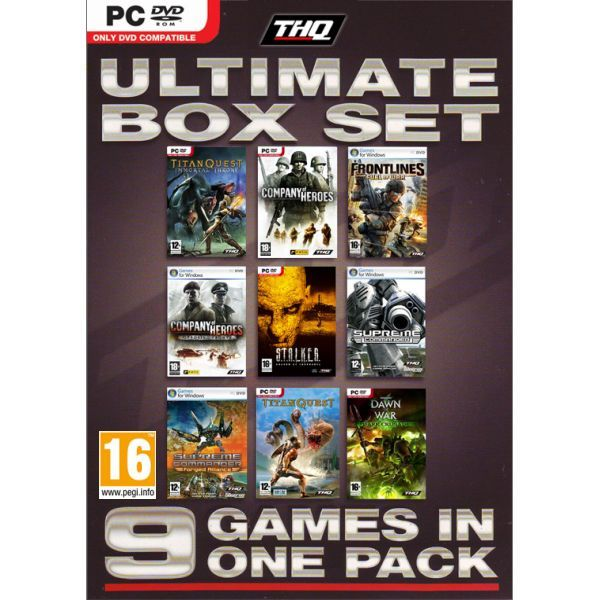 THQ Ultimate Box Set PC