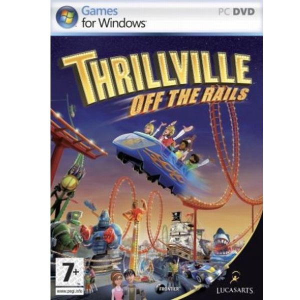 Thrillville: Off the Rails (Games for Windows)