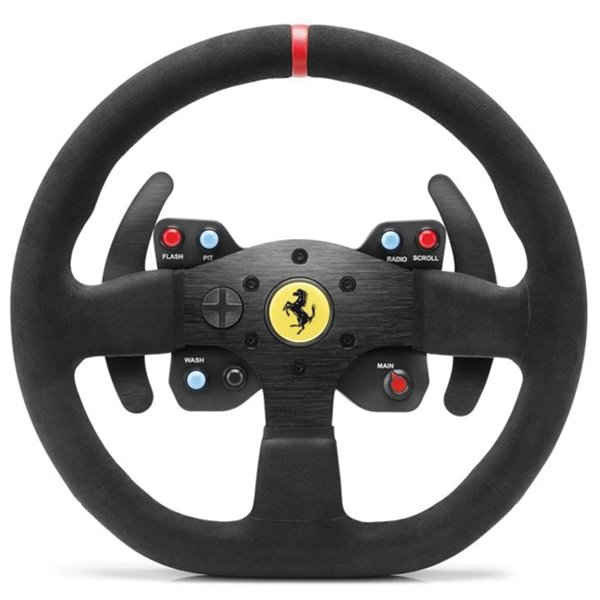 Thrustmaster 599XX EVO 30 Wheel Add-On Alcantara Edition volant