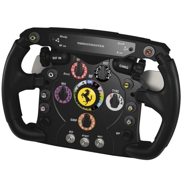 Thrustmaster Ferrari F1 Wheel Add-On volant