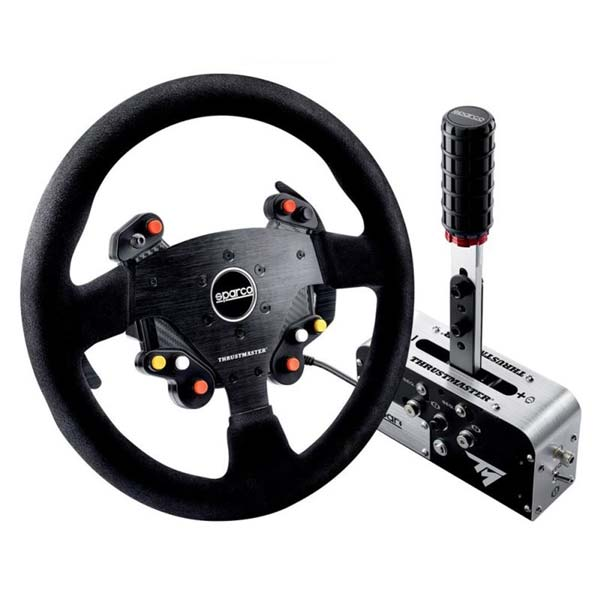 Thrustmaster TM Rally Race Gear Sparco R383