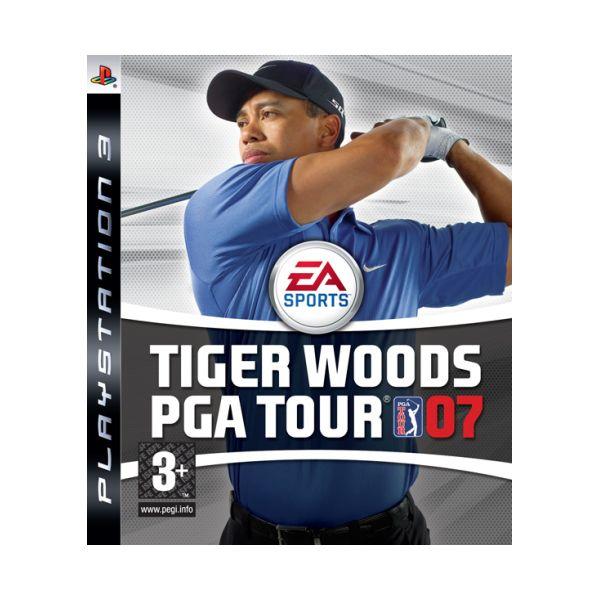 Tiger Woods PGA Tour 07 [PS3] - BAZÁR (použitý tovar)