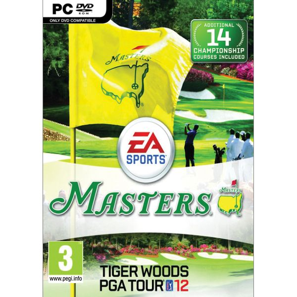 Tiger Woods PGA Tour 12: Masters
