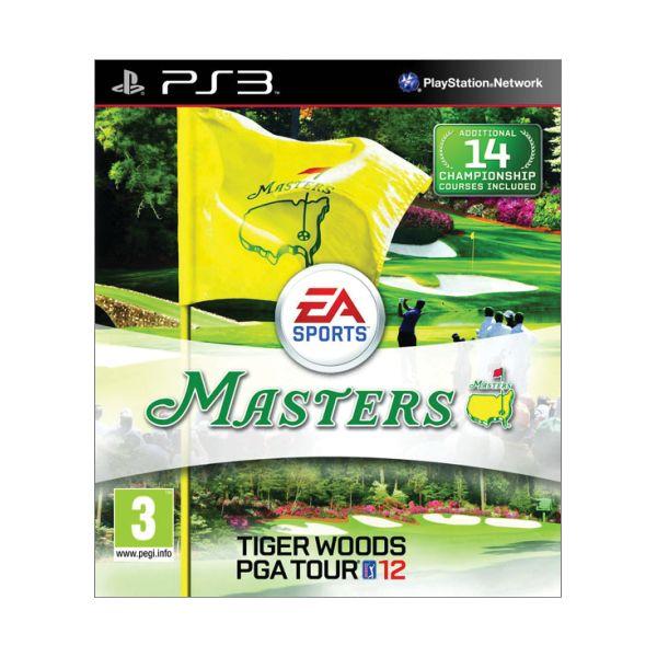 Tiger Woods PGA Tour 12: Masters [PS3] - BAZÁR (použitý tovar)