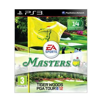 Tiger Woods PGA Tour 12: Masters [PS3] - BAZ�R (pou�it� tovar)