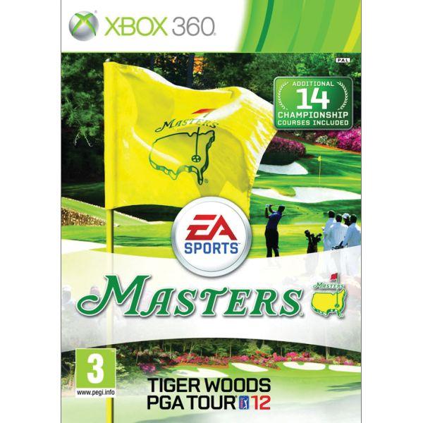 Tiger Woods PGA Tour 12: Masters [XBOX 360] - BAZÁR (použitý tovar)
