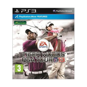 Tiger Woods PGA Tour 13-PS3 - BAZ�R (pou�it� tovar)