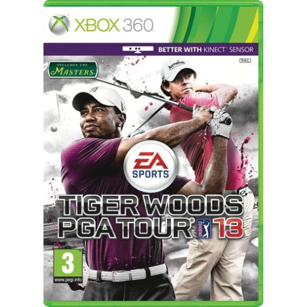 Tiger Woods PGA Tour 13 [XBOX 360] - BAZÁR (použitý tovar)