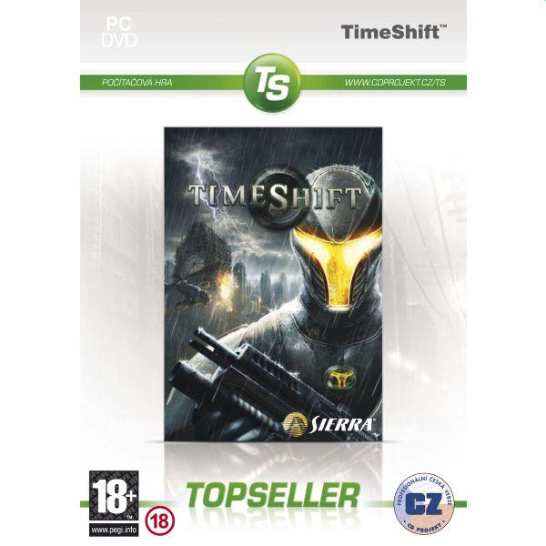 TimeShift CZ (TopSeller)