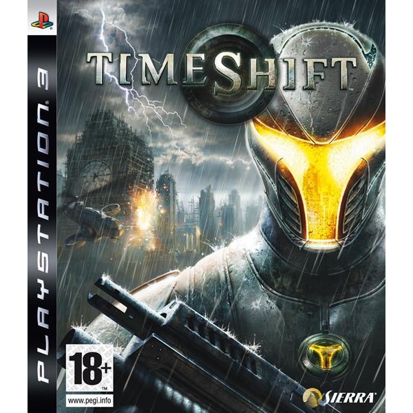 TimeShift-PS3 - BAZÁR (použitý tovar)