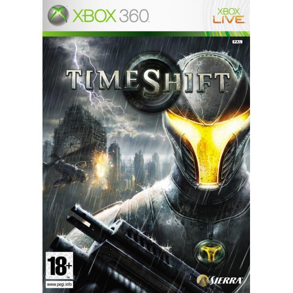 TimeShift [XBOX 360] - BAZÁR (použitý tovar)