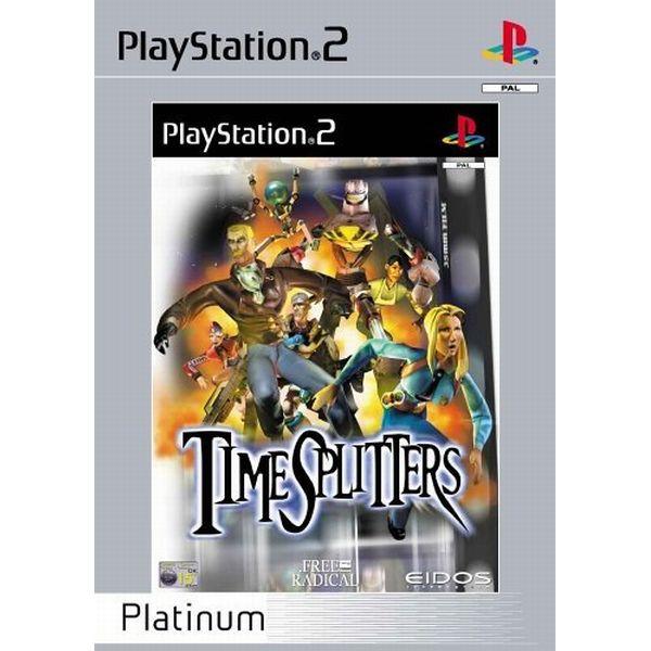 TimeSplitters (Platinum)