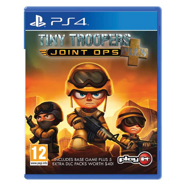Tiny Troopers: Joint Ops Plus