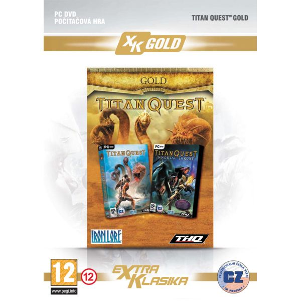 Titan Quest CZ (Gold Edition)