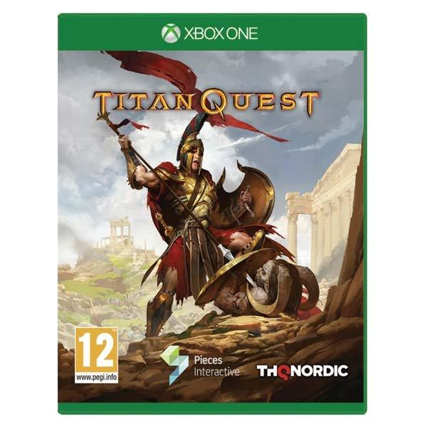 Titan Quest [XBOX ONE] - BAZÁR (použitý tovar)