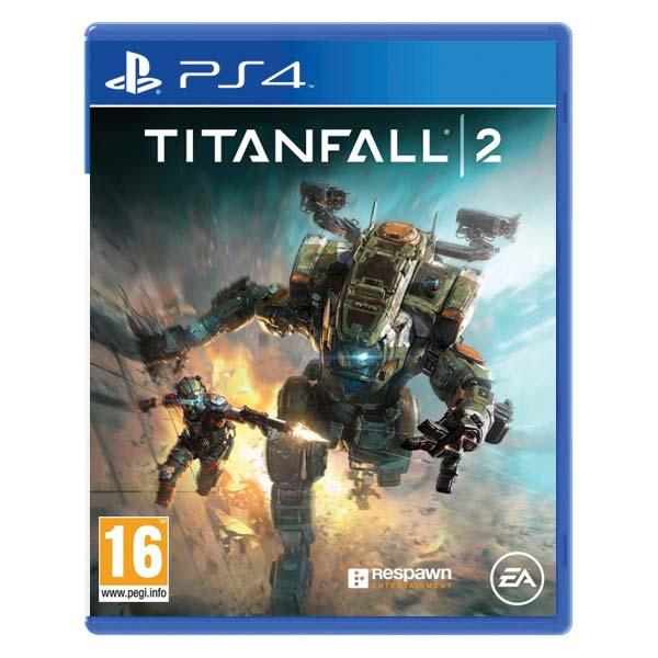 Titanfall 2  [PS4] - BAZÁR (použitý tovar)