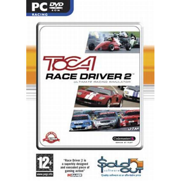 TOCA 2: Touring Cars PC
