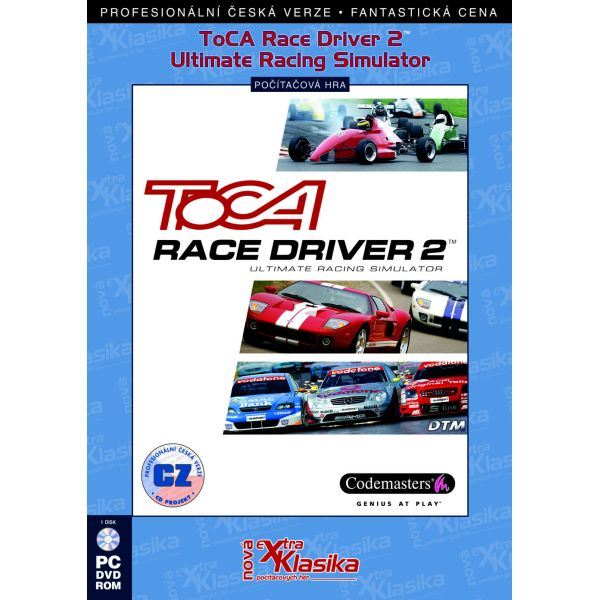 TOCA Race Driver 2 CZ