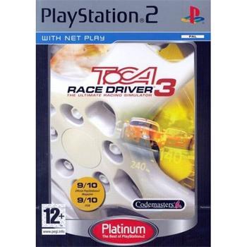 TOCA Race Driver 3 [PS2] - BAZÁR (použitý tovar)
