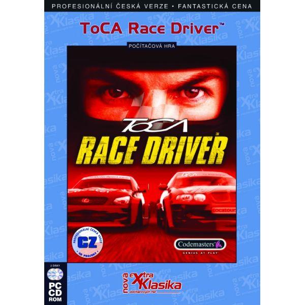 TOCA Race Driver CZ