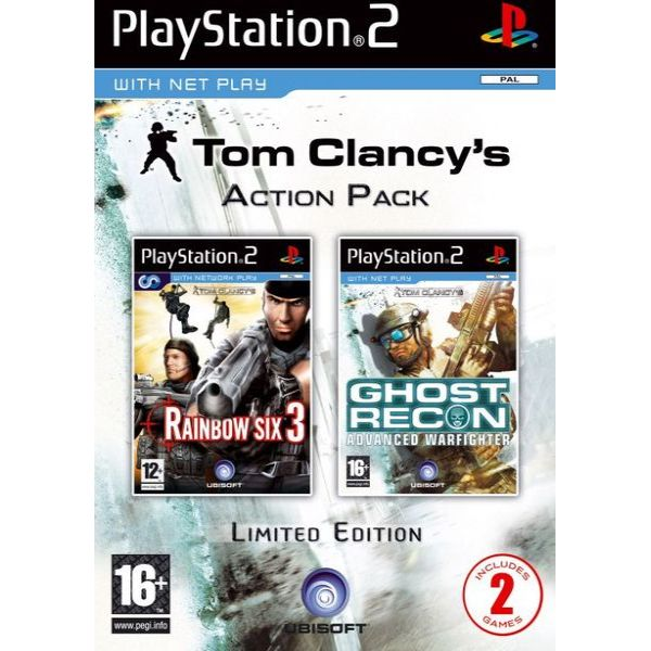 Tom Clancy's Action Pack (Limited Edition)