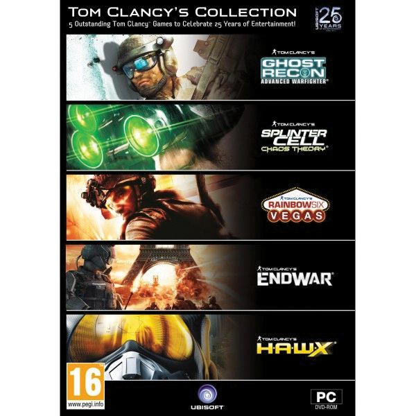 Tom Clancy's Collection PC