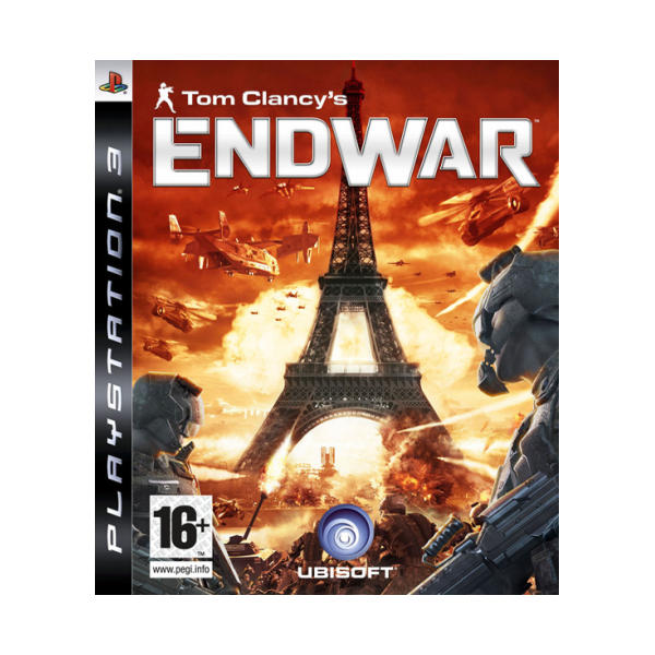 Tom Clancy's EndWar [PS3] - BAZÁR (použitý tovar)