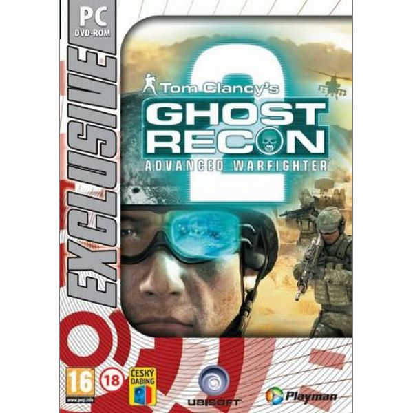 Tom Clancy's Ghost Recon: Advanced Warfighter 2 CZ