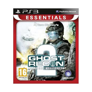 Tom Clancy's Ghost Recon: Advanced Warfighter 2-PS3 - BAZÁR (použitý tovar)