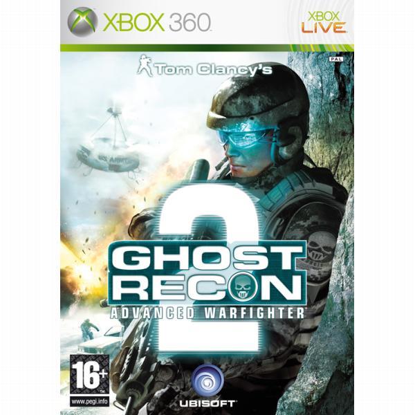 Tom Clancy's Ghost Recon: Advanced Warfighter 2 XBOX 360