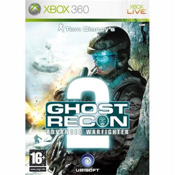 Tom Clancy's Ghost Recon: Advanced Warfighter 2 [XBOX 360] - BAZÁR (použitý tovar)